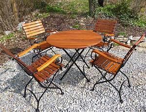 Gartenmöbel Tisch Rund : awo gartenm bel set lord 5tlg sessel tisch 90 rund art jardin ~ Indierocktalk.com Haus und Dekorationen