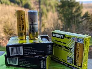 Huntego Clean-shot 12 Gauge Shoot Through Shotgun Bore Cleaner
