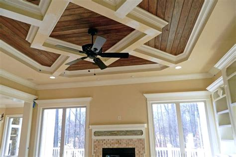 Coffered Ceiling Definition by The Coffered Ceiling For Architectural Enhancement With