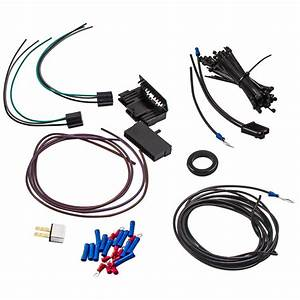 21 Circuit Wiring Harness For Chevy Mopar Ford Hotrod