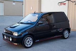 1991 Daihatsu Mira Tr Xx Avanzato Turbo Kei Car