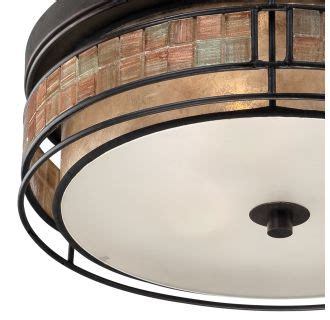 quoizel mclgrc renaissance copper laguna  light