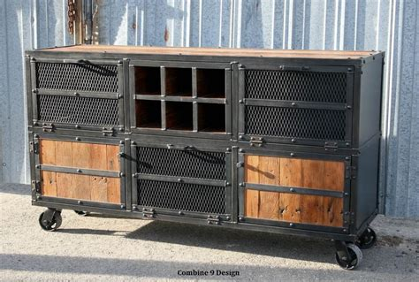 bar cabinet modern style liquor cabinet bar vintage industrial mid century modern