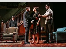 The Homecoming Review Harold Pinter Theater The