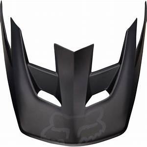 Fox Visor Rampage Pro Carbon Matte Black Maciag Offroad