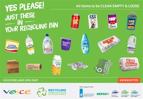 New Recycling Programme Set To Be Rolled Out Across The Country  Green News Ireland