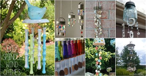 relaxing wind chime ideas  fill  outdoors