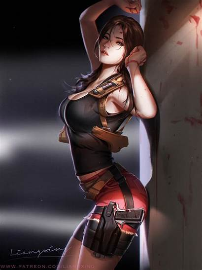 Claire Resident Evil Liangxing Liang Xing Remake