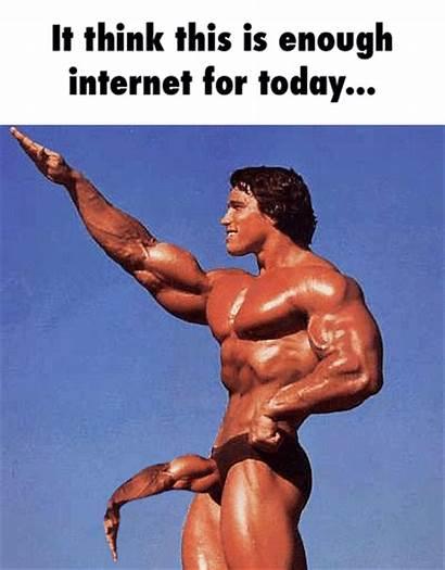 Gifs Schwarzenegger Enough Internet Nazi Strong Tenor