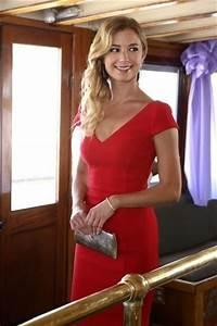 WornOnTV: Emily's red dress on Revenge | Emily VanCamp ...