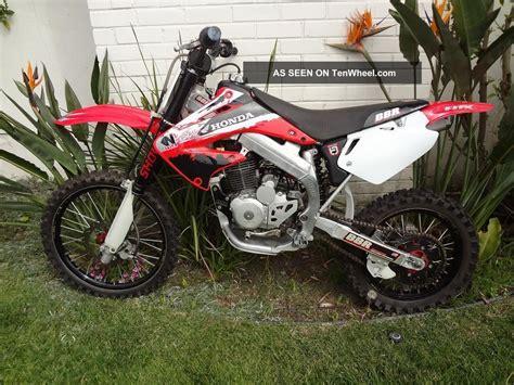 Bbr Perimeter Frame Honda Crf Pit Bike