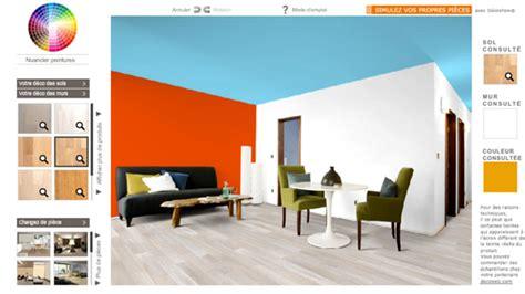 simulation chambre davaus simulation peinture chambre avec des idées