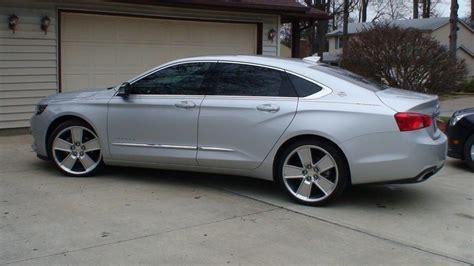 2015 impala ltz with camaro wheels chevy impala forums
