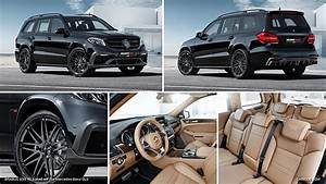 2017 BRABUS 850 XL Based On The Mercedes Benz GLS 63