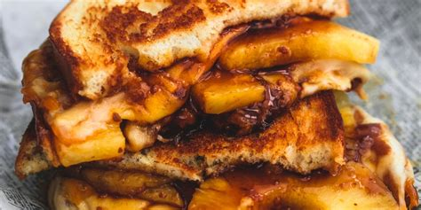 hawaiian grilled cheese recipe    hawaiian