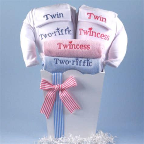 twin boy girl baby gift twincess  riffic