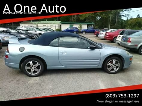 2004 Mitsubishi Eclipse For Sale by Used 2004 Mitsubishi Eclipse Spyder For Sale Carsforsale