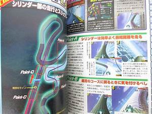 F Zero X Speed Master Manual Guide Nintendo 64 1998 Book