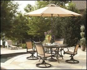 garden treasures aluminum patio furniture home design ideas