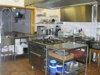 le chauffante cuisine professionnelle auberge pour tous