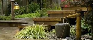 Jardin Japonais Interieur : trendy with jardin zen interieur ~ Dallasstarsshop.com Idées de Décoration