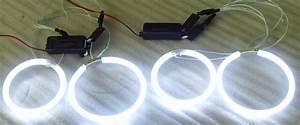 Universal Angel Eye Halo Light Ccfl 80mm  Automo Lighting