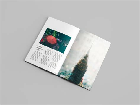 Free psd mockups smart object and templates to create magazines, books, stationery, clothing, mobile, packaging, business cards this is excellent photorealistic stationery mockup free psd graphics which you can use for your branding presentation project. Free A4 Magazine Mockup