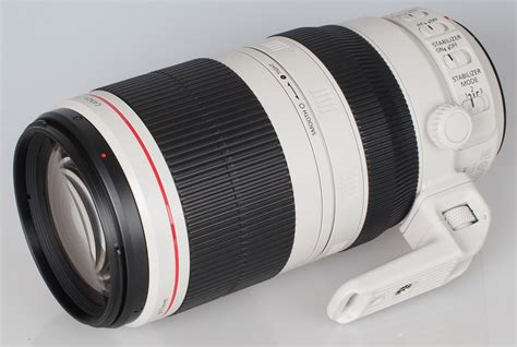 and lens reviews canon ef 100 400mm f 4 5 5 6l is ii usm lens review