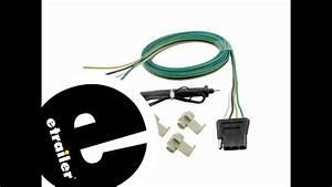 Trailer Wiring Harness Installation