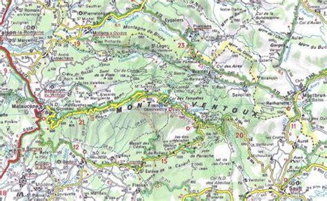 mont ventoux carte images