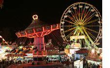 Carnival Scene at Night