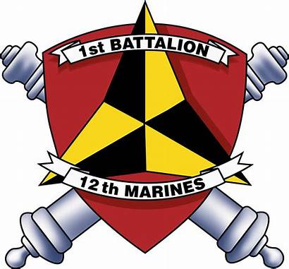 Marines Battalion Marine 12th 1st Usmc Bn