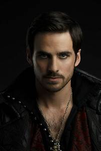 Colin O'Donoghue as Captain Hook - Ingrid's Graceland ...