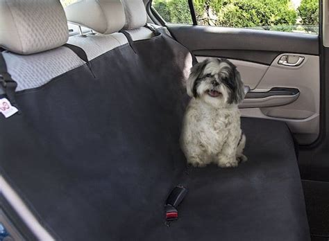 car seat covers  dogs bark