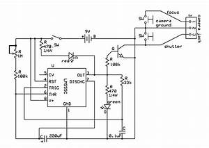timer circuit page 5 meter counter circuits nextgr With make a 555 timer circuit that turns on after a time delay and stays on