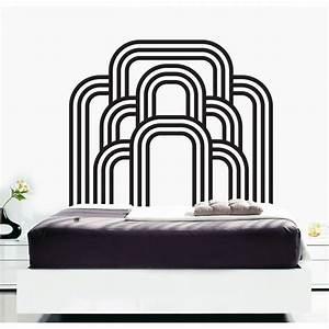 Wall Decals TheWonderwalls Bedroom Art Deco Wall Stickers