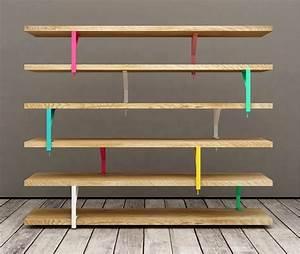 Fabriquer Une étagère Murale Originale : 5 biblioth ques originales faire soi m me ~ Dode.kayakingforconservation.com Idées de Décoration