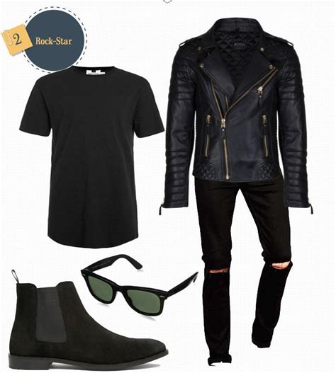 5 Menu0026#39;s Leather Jacket Outfits 2016; The Easiest Way To Attract a Girl (All Budgets) | Royal ...