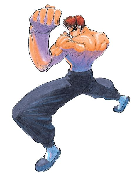 fei long street fighter