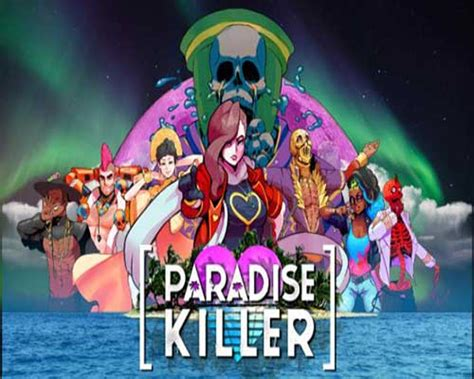 Paradise Killer PC Game Free Download - freegamesdlz