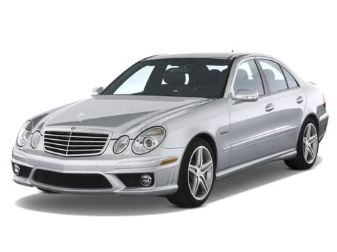 2008 Mercedes-benz E Class Review, Ratings, Specs, Prices