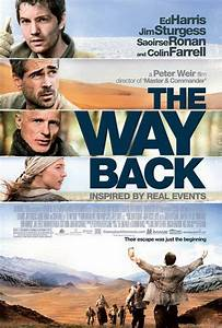 The Way Back DVD Release Date April 22, 2011