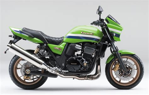 Kawasaki Jp by Zrx1200 Daeg Edition 2016年モデルに専用カラーをまとったファイナルエディション