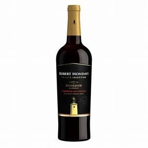 Fmt Charts Robert Mondavi Selection Bourbon Cabernet