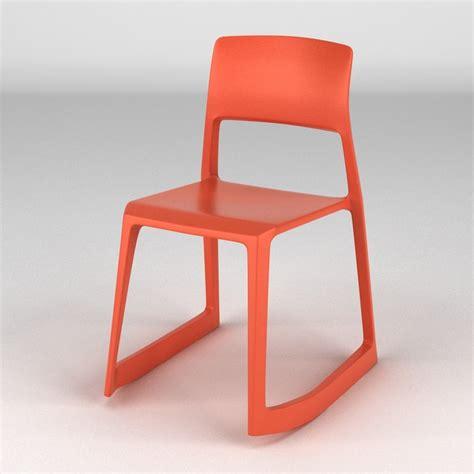 vitra tip ton chair 3d max