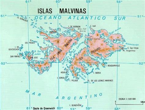 Islas Malvinas 01: Mauricio Macri cree que las Islas