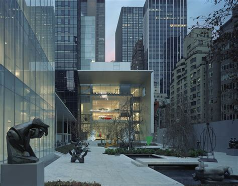 Check Out The Grandiose Moma In New York City Places