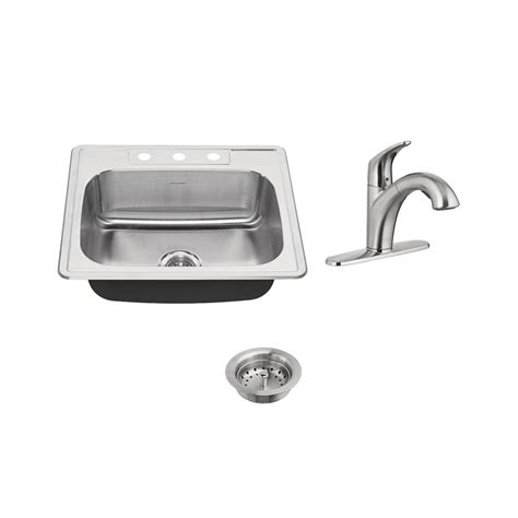 ada sinks home depot american standard colony ada all in one drop in stainless