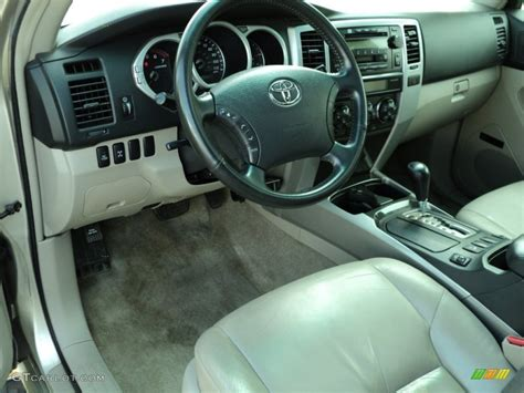 toyota runner interior