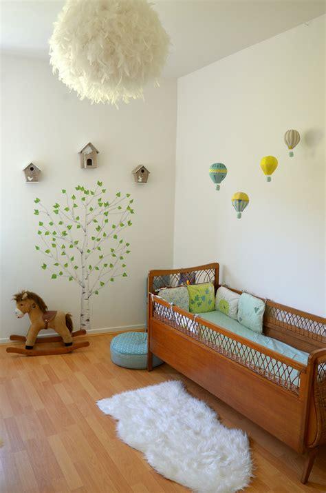 jeux de décoration de chambre de bébé déco chambre bébé la chambre nature et poétique de noah